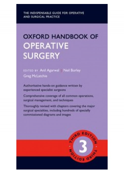 Oxford Handbook of Operative Surgery