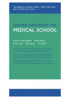 Oxford Handbook for Medical School