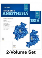 Miller's Anesthesia, 2-Volume Set, 9th Edition